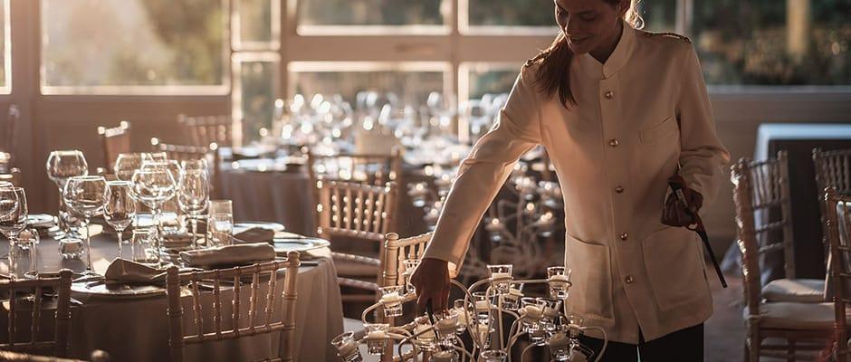 Allestimenti Matrimonio Rustico : Allestimenti per matrimoni preludio catering piatti